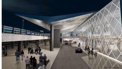 Aυτός είναι ο νέος τερματικός σταθμός του «Μακεδονία» – Αλλάζει όλο το αεροδρόμιο! (ΦΩΤΟ)