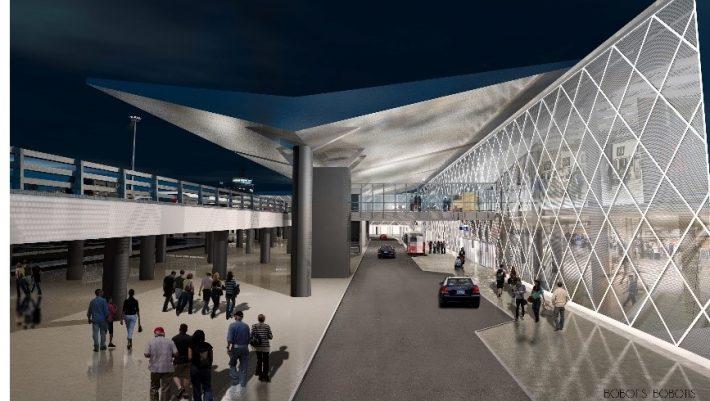 Aυτός είναι ο νέος τερματικός σταθμός του «Μακεδονία» - Αλλάζει όλο το αεροδρόμιο! (ΦΩΤΟ)