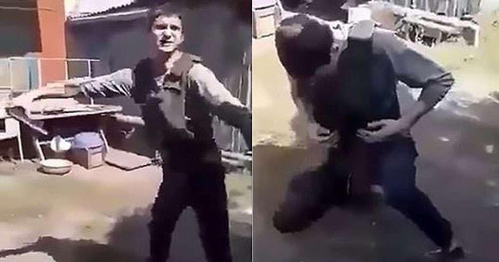 Αδιανόητο: Αυτοπυροβολήθηκε για να τσεκάρει το αλεξίσφαιρο και τραυματίστηκε θανάσιμα!  (ΒΙΝΤΕΟ)