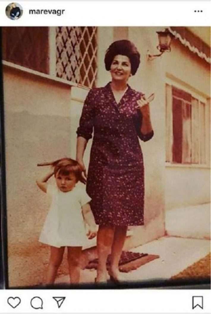Bαρύ πένθος για τη Μαρέβα Μητσοτάκη - Ο δύσκολος αποχαιρετισμός