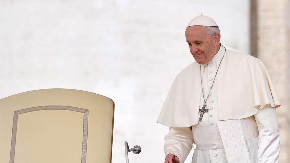 Mια απρόσμενη δήλωση από τον Πάπα Φραγκίσκο για το σεξ: «Είναι δώρο Θεού»