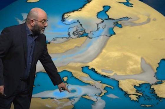 Έρχεται μεσογειακός κυκλώνας - Πότε και που θα χτυπήσει (ΒΙΝΤΕΟ)