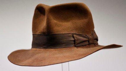Απίστευτο! Τόσο πουλήθηκε το καπέλο του Ιντιάνα Τζόουνς