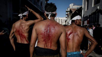 Ασούρα: Αυτό είναι το αιματηρό έθιμο των Μουσουλμάνων