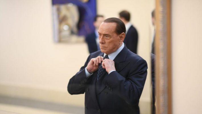 Κατεβαίνει στις ευρωεκλογές ο Μπερλουσκόνι!