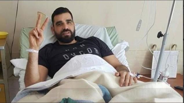 Η πρώτη φωτογραφία του Κωνσταντινέα από το κρεβάτι του νοσοκομείου