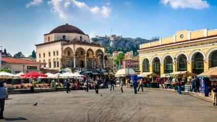 Μοναστηράκι: Αυτή είναι η ιστορία της πιο δημοφιλούς περιοχής της Αθήνας