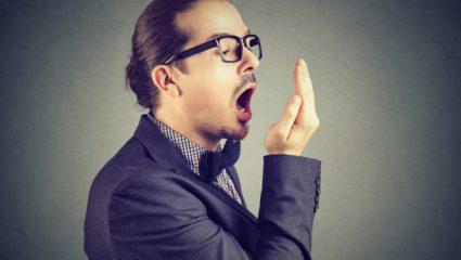 Πέντε απρόσμενα αίτια της στοματικής κακοσμίας