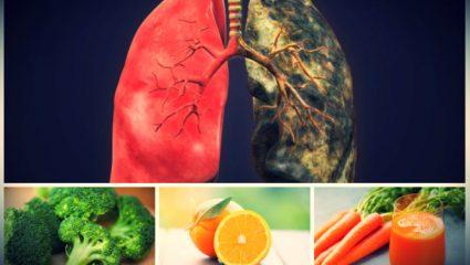 Αυτές οι τροφές βοηθούν να αποβάλλετε τη νικοτίνη από τον οργανισμό σας