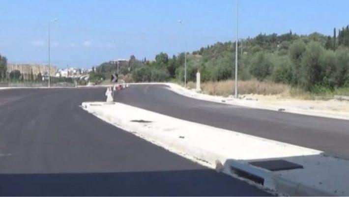 Παραδόθηκε η μικρή Περιμετρική στην Πάτρα χωρίς πινακίδες - Γονείς έχασαν το δρόμο για το νοσοκομείο