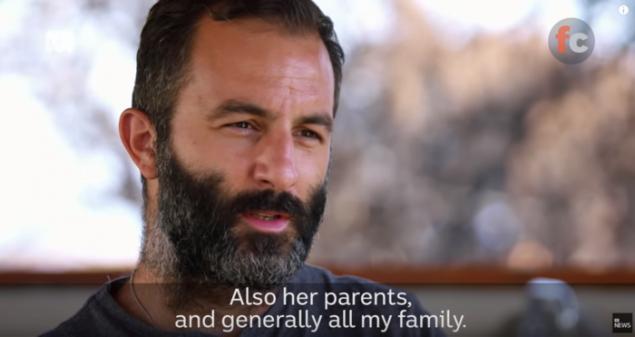 Συγκλονίζει η εξομολόγηση του πυροσβέστη που έχασε την οικογένειά του στο Μάτι - ΒΙΝΤΕΟ
