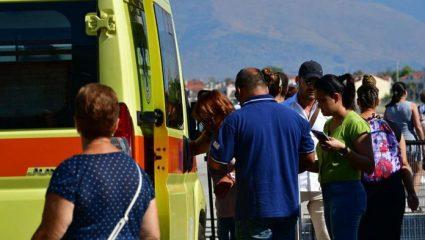 Tραγωδία στην Τήνο – Εργατικό δυστύχημα με δύο νεκρούς