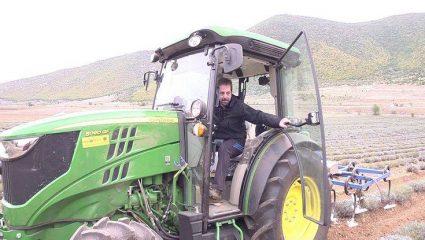 Ο καλύτερος Έλληνας αγρότης είναι από την Κοζάνη