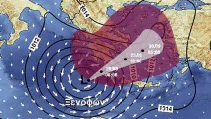 Κίνδυνος για πλημμύρες στην Αττική – Οι τελευταίες προβλέψεις