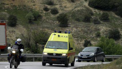 Γυναίκα έπαθε αμόκ και αυτοτραυματίστηκε με μαχαίρι στην Πάτρα