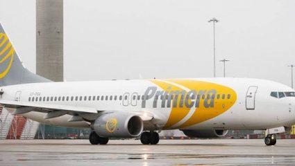 H Primera Air πτώχευσε και τουρίστες ξέμειναν στα Χανιά