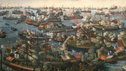Σαν σήμερα: Η ναυμαχία της Ναυπάκτου