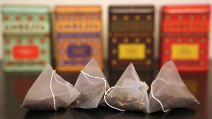 Γιατί δεν πρέπει να πετάτε τα φακελάκια από το τσάι!