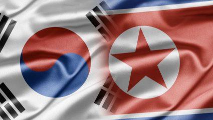 Ενώνονται Νότια και Βόρεια Κορέα!