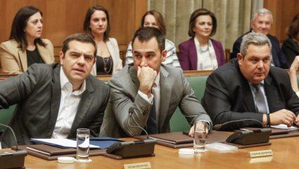 Διάλογοι – φωτιά στο υπουργικό συμβούλιο