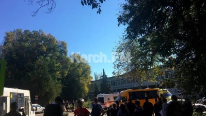 Έκρηξη σε κολλέγιο στην Κριμαία – Αναφορές για δέκα νεκρούς και πενήντα τραυματίες (ΒΙΝΤΕΟ)