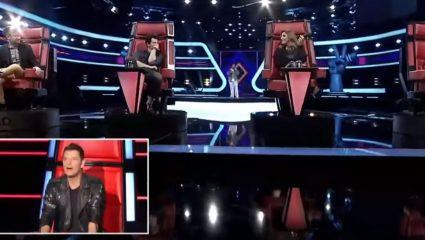 Τα έχασε ο Ρουβάς όταν είδε ποιον επέλεξε στο «The Voice» – ΒΙΝΤΕΟ