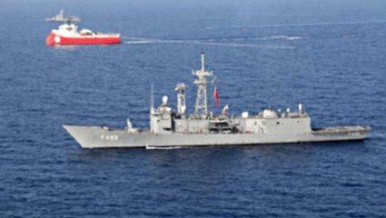 Σοβαρεύει η κατάσταση: Σε θέση μάχης τα ελληνικά πλοία