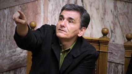 Ξέσπασμα Τσακαλώτου: «Να πάει στον διάβολο η χώρα…» – Λοβέρδος: «Είστε κατάπτυστος»