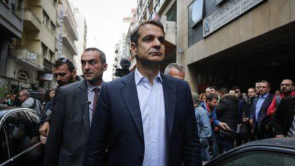 Ο Μητσοτάκης ζήτησε εκλογές πριν την κύρωση της συμφωνίας των Πρεσπών