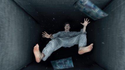 Έχετε νιώσει στον ύπνο σας ότι πέφτετε από ψηλά;
