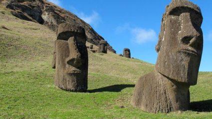 Γιατί χτίστηκαν στις ακτές του νησιού του Πάσχα τα μυστηριώδη αγάλματα (ΒΙΝΤΕΟ)