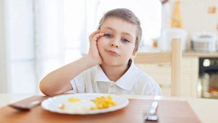 Τι να κάνετε όταν το παιδί σας δεν τρώει