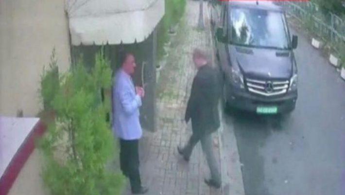 Ο σωματοφύλακας του πρίγκιπα διαδόχου έβγαλε από την Τουρκία το πτώμα του Κασόγκι – Τον έκοψαν 15 κομμάτια