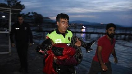 Ναυάγιο με μετανάστες ανοιχτά στην Κω – Δύο νεκροί (ΒΙΝΤΕΟ)