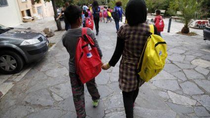 Στο Βόλο απειλούν διευθυντή Γυμνασίου επειδή δέχτηκε προσφυγόπουλα στο σχολείο