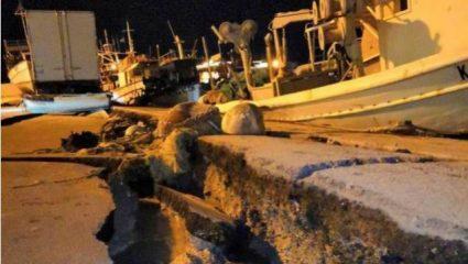 Ακατάλληλα 72 κτίρια στη Ζάκυνθο λόγω του σεισμού