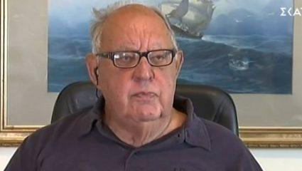 Ο Πάγκαλος ετοιμάζει την πολιτική αυτοβιογραφία του