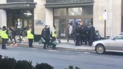 Συναγερμός στα κεντρικά της Sony στο Λονδίνο! Επίθεση με μαχαίρι (ΒΙΝΤΕΟ)