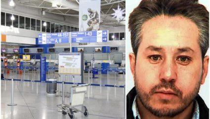 Θρίλερ με συλληφθέντα στο «Ελ. Βενιζέλος» – Άγρια δολοφονημένη η σύζυγός του