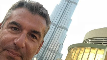 Βρήκε τον έρωτα στο Ντουμπάι ο Γιώργος Λιάγκας (ΦΩΤΟ)