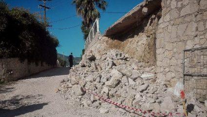 Μη κατοικήσιμα 120 σπίτια στην Ζάκυνθο