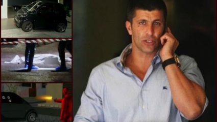 Το βίντεο δείχνει τον δολοφόνο: Καρέ καρέ οι κινήσεις του δράστη με το τζόκεϊ τη στιγμή της εκτέλεσης του Γιάννη Μακρή (Vid)