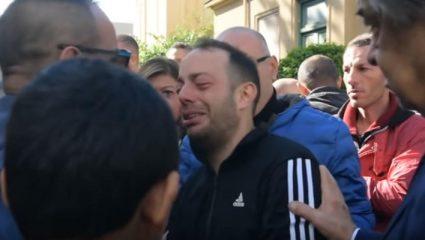 Σικελία: ο θρήνος του πατέρα που έχασε όλη του την οικογένεια στις φονικές πλημμύρες (ΒΙΝΤΕΟ)