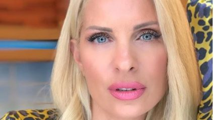 «Βόμβα» από την Ελένη Μενεγάκη:  εγκαταλείπει τον ALPHA και την τηλεόραση;
