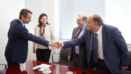 Μητσοτάκης: «Εκλεκτικές σχέσεις κυβέρνησης – Ρουβίκωνα»