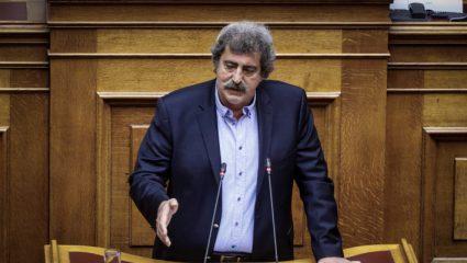 Ο Παύλος Πολάκης ξαναχτυπά