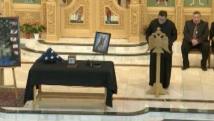 Μνημόσυνο σε σκύλο σε Ελληνορθόδοξη εκκλησία στην Αμερική! (ΒΙΝΤΕΟ)