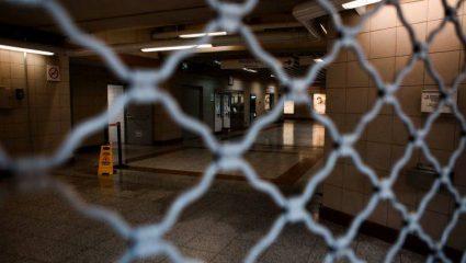 Προσοχή: αυτοί οι σταθμοί του μετρό θα είναι κλειστοί λόγω Πολυτεχνείου