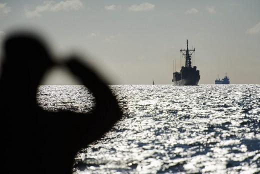 Τουρκικά ΜΜΕ: «Η Τουρκία έδιωξε ελληνικό πολεμικό πλοίο από τα χωρικά της ύδατα»