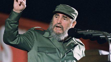 Σαν σήμερα: Δύο χρόνια από τον θάνατο του Φιντέλ Κάστρο